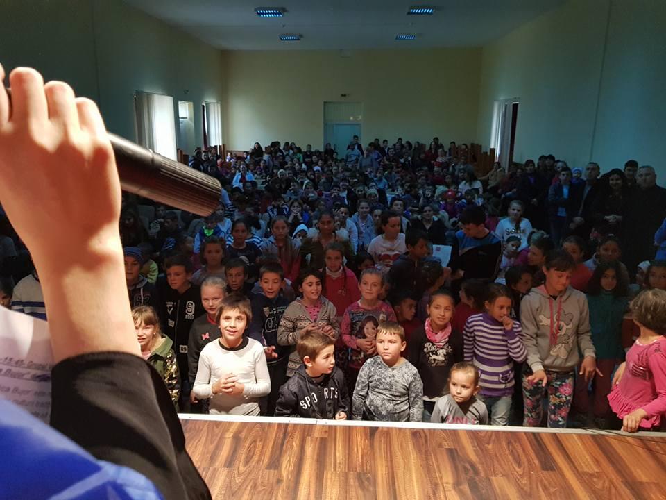 Bucurie sfântă în localitatea Glodeni