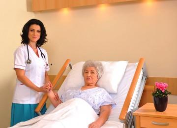COMMUNIO sprijină Secția de Îngrijiri Paleative